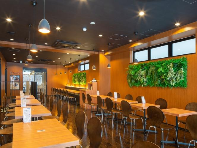 ◆マックスカフェ◆カフェ営業前(6:30~9:30)は朝食付きのお客様のご朝食会場に。