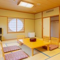 *【和室16畳一例】ゆったり広々とした和室16畳の客室
