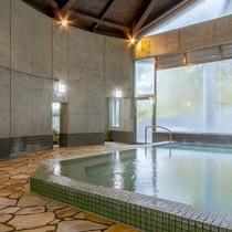 *【2階・大浴場(男湯)】入浴時間は、15:00~翌10:00(清掃時間:23~24時)となります