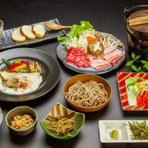 *【夕食一例】ボリューム満点で好評な「 創作料理 」をご用意致します