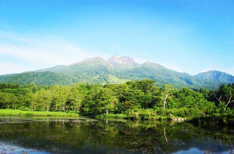 いもり池 Imori Pond