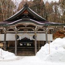 戸隠神社 Togakushi Shurine