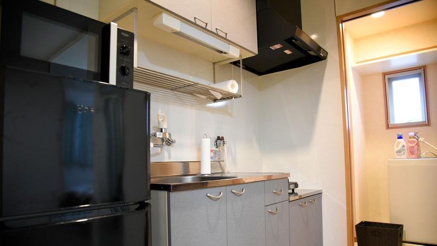 45平米 キッチン