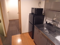 【45平米】キッチン