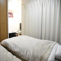 40平米 ベッドルーム