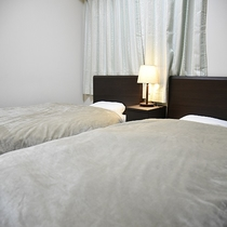 【45平米】ベッドルーム