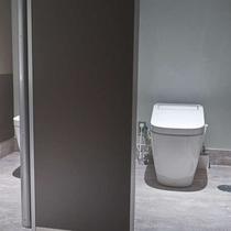 共有トイレ(女性)