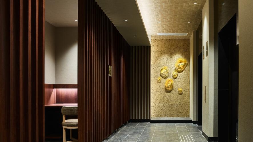 【NEW】エレベーターホール(地下1階)