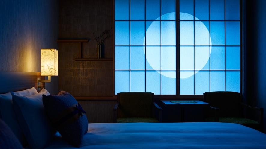 【NEW】客室イメージ(モデレートツイン)