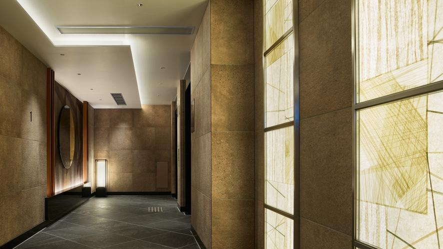 【NEW】エレベーターホール(1階)