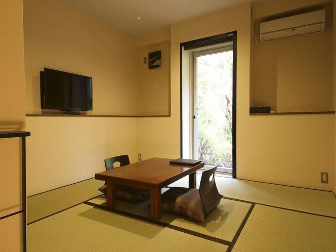 【Japanese-style room】和室