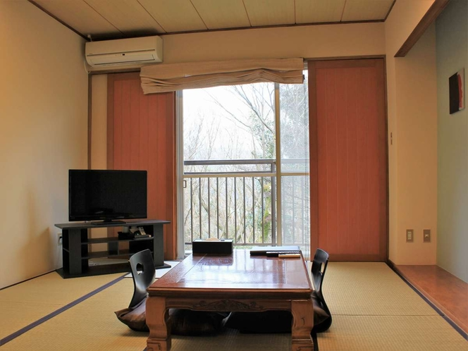 【Japanese-style room on the 2nd floor】スタンダード2階和室