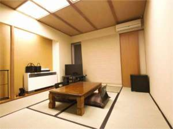 【Japanese-style room】スタンダード和室