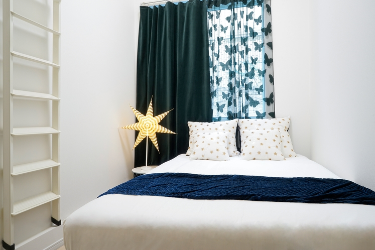 SINGLE&DOUBLE ROOM