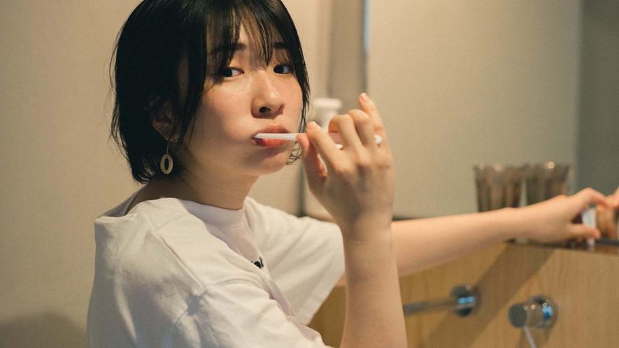 ・ツイントリプルルーム専用洗面所