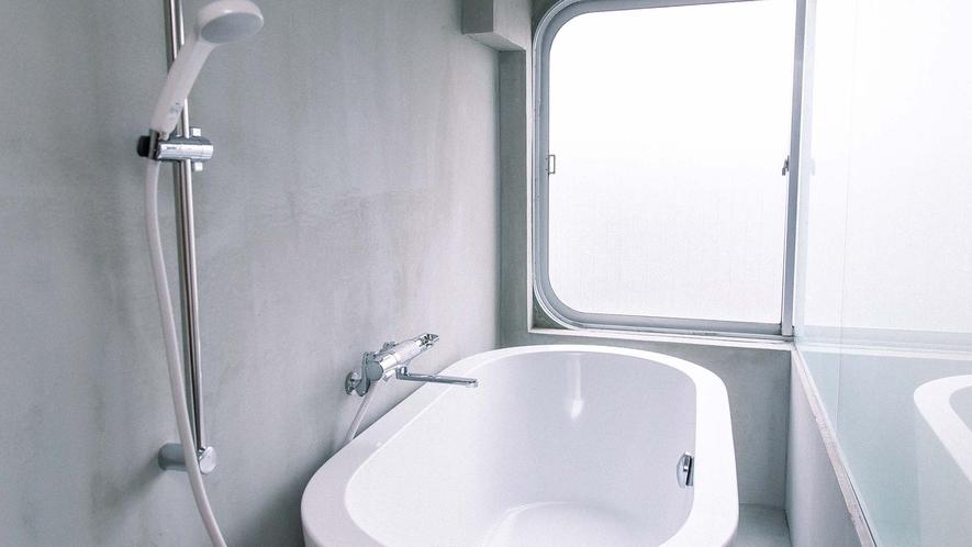 ・スーペリア大部屋の浴槽