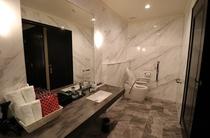 特別室 1Fゆるり 洗面