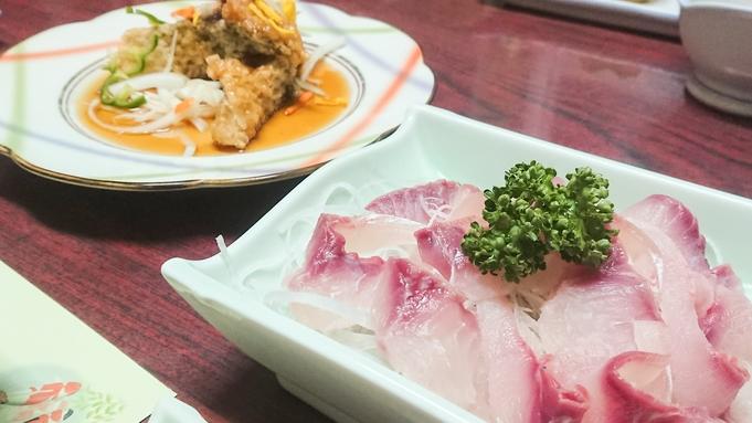 【夕食付き◆定番料理】早朝出発・朝寝坊OK!夕食は湧き水で育てた鯉料理を堪能