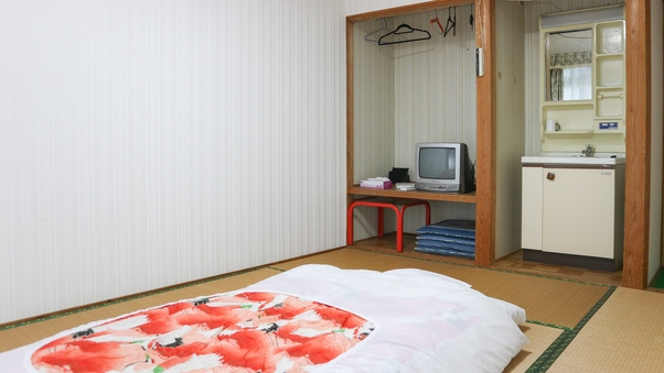 和室6畳(バス・トイレなし)