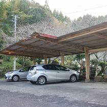 *【駐車場】20台収容できる無料駐車場