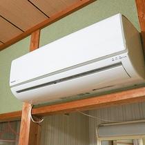 *【客室一例】エアコン