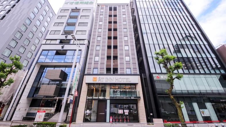 アットインホテル名古屋駅(2019年2月オープン)