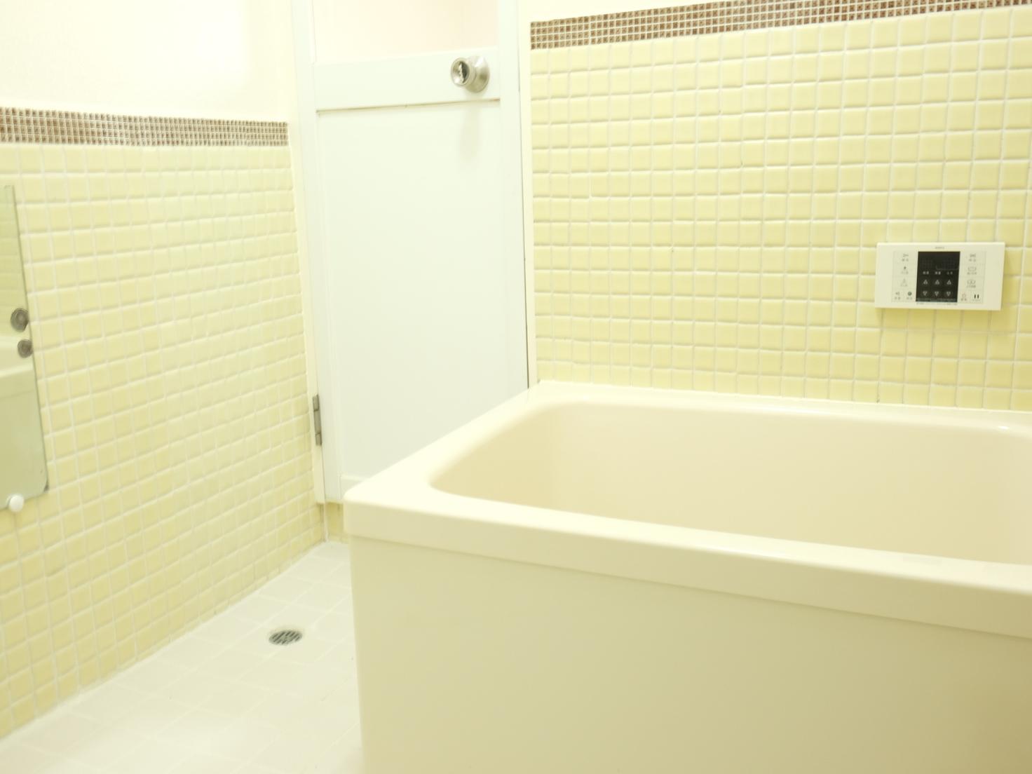 YUKINOSHITA棟 -浴室-