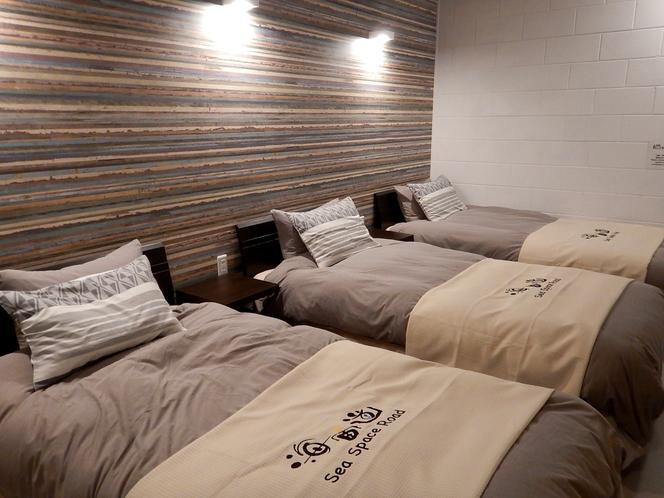 南棟1F_寝室