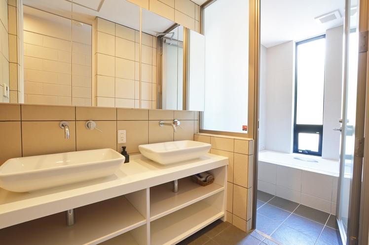 北棟1F_浴室