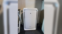 客室設備 加湿空気清浄機