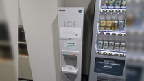 ホテル設備 1F製氷機