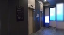 館内施設 1Fエレベーターホール