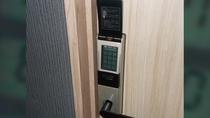 館内施設 女性大浴場 セキュリティ対応ドア
