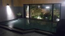ホテル施設 男性大浴場