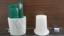 客室備品 歯ブラシ・コップ