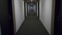 館内設備 各階廊下