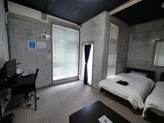 アパートメント型★Wi-Fi無料★最大5名様まで★素泊まりプラン