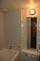 Log House 浴室