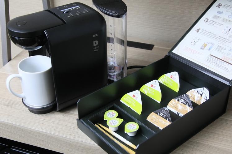 UCCコーヒーマシンセット