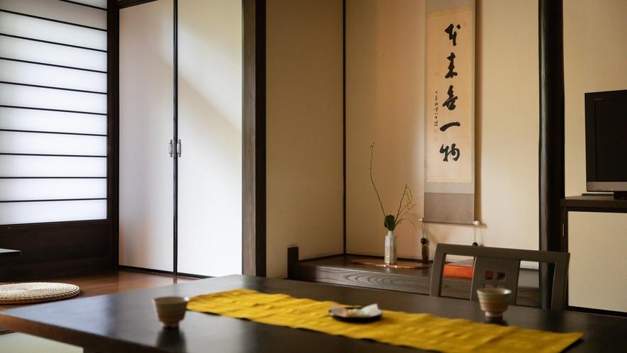 しぇふず温泉付客室【和室10畳】