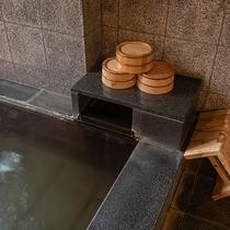 貸切風呂【笹島】御影石風呂