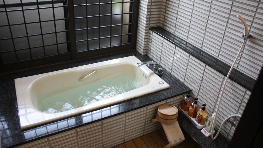 内風呂 【洋室・ツイン】