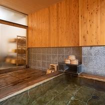 貸切風呂【龍宮】檜風呂