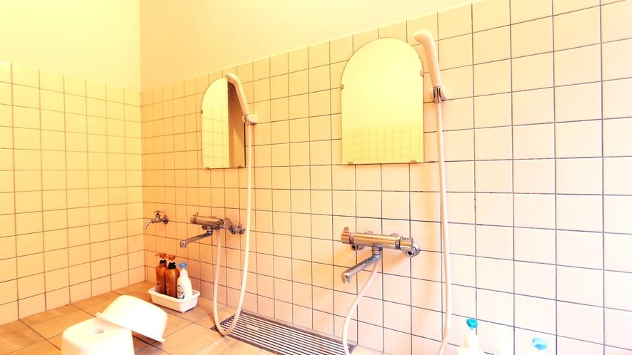 24時間シャワー利用です!近くの温泉施設割引チケット販売中