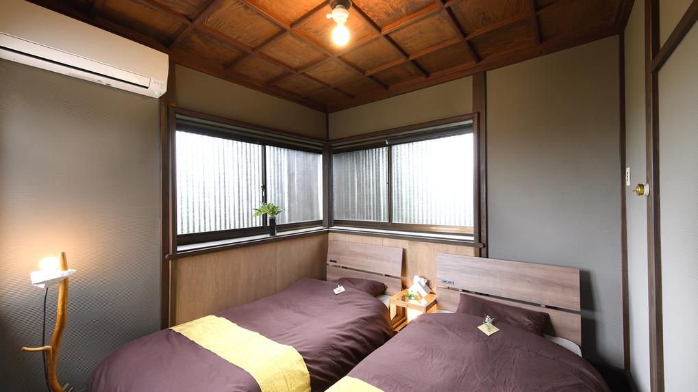 寝室(2F)