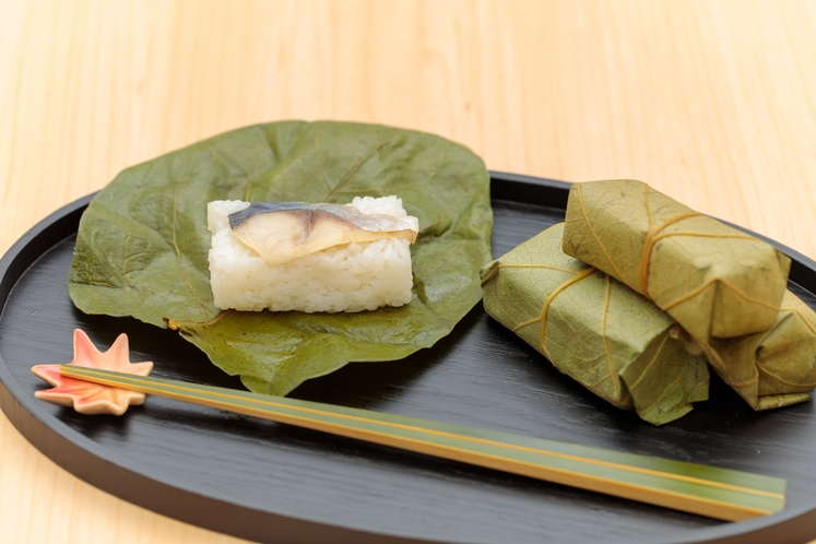 柿の葉寿司 郷土料理