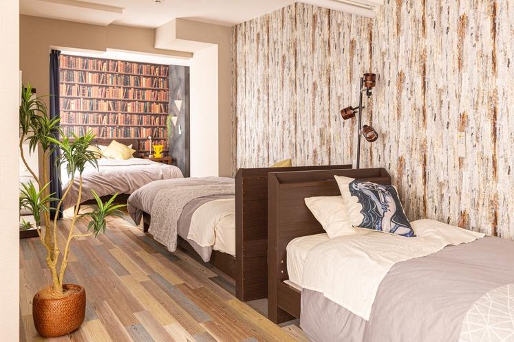 寝室(101s)
