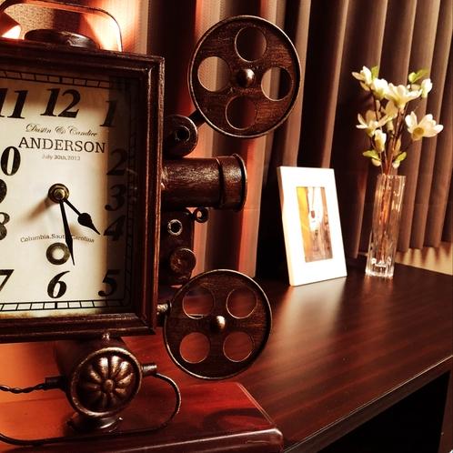 室内装飾(時計)