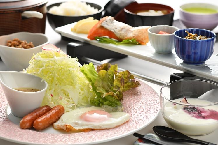 【お食事】《ご朝食・和朝食》