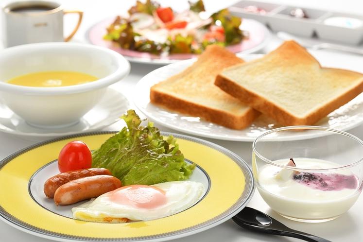 【お食事】《ご朝食・洋朝食》